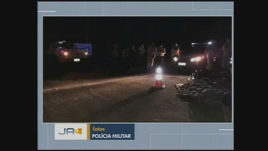 Homem morre após colisão entre moto e picape no Oeste de SC