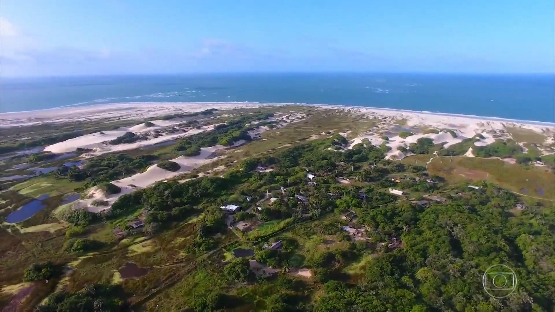 As delícias com peixe e camarão em meio às paisagens de Raposa, no Maranhão