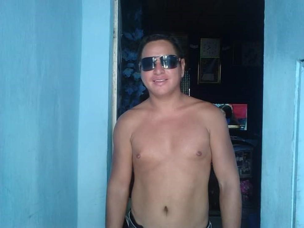 Mototaxista Márcio foi uma das vítimas da chacina no Guamá, em Belém — Foto: Reprodução/ TV Liberal
