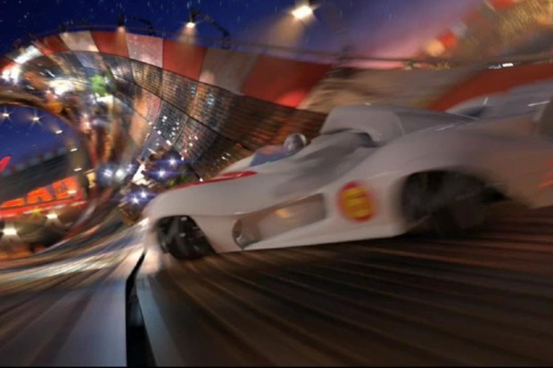 Speed Racer, filme de 2008 (Foto: Speed Racer)