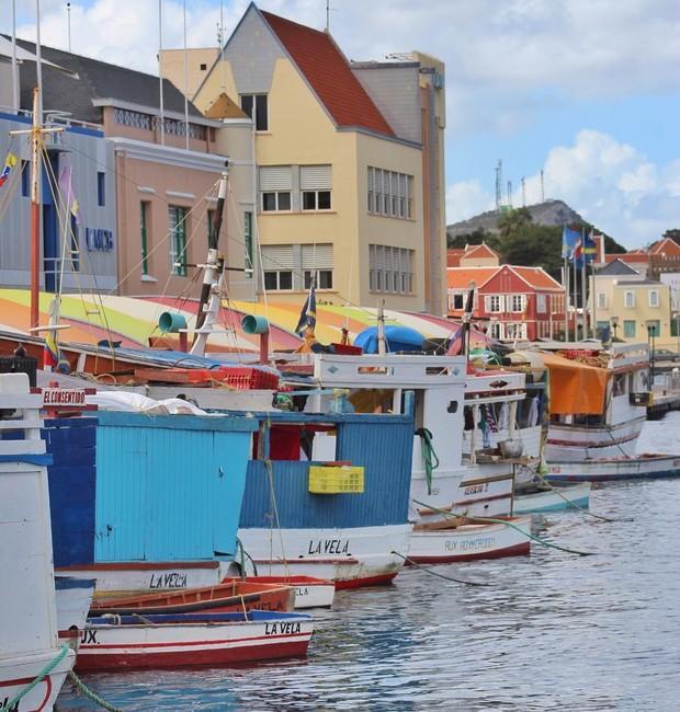 Curaçao por Erika Janusa (Foto: Erika Janusa)