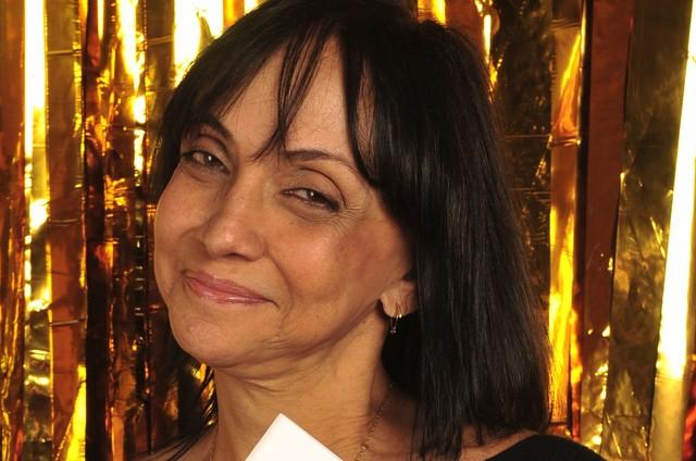Cininha de Paula (Foto: Renato Miranda/TV Globo)