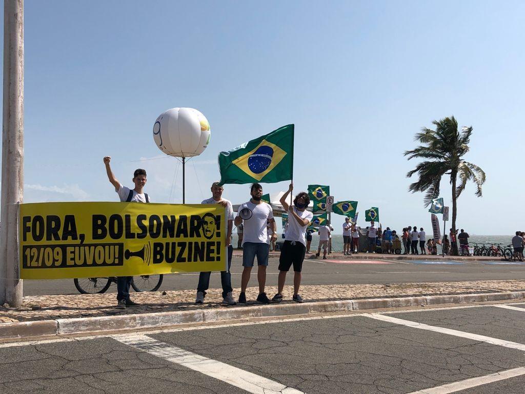 Você viu? Ato contra Bolsonaro, morte do ex-senador Magno Bacelar e outras notícias da semana no G1 MA