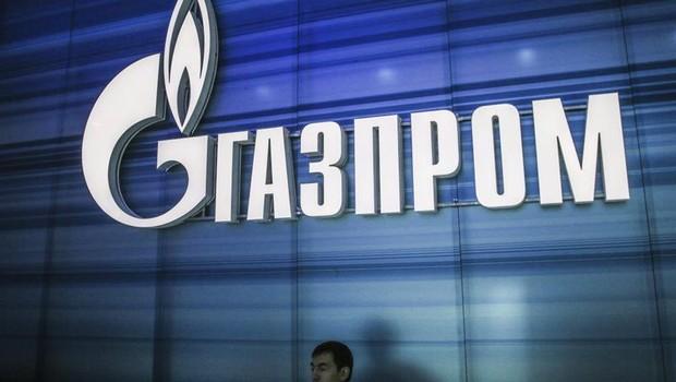 Gazprom (Foto: Agência EFE)