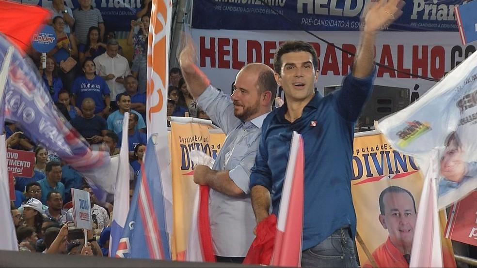 Helder Barbalho (Foto: Reprodução/TV Liberal)