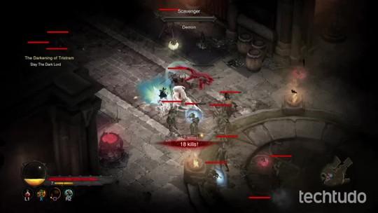 Diablo 3: como jogar o modo clássico de aniversário do game