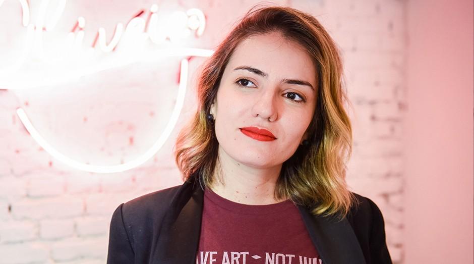 Daniella Oliveira, do Cabtudo (Foto: Divulgação)