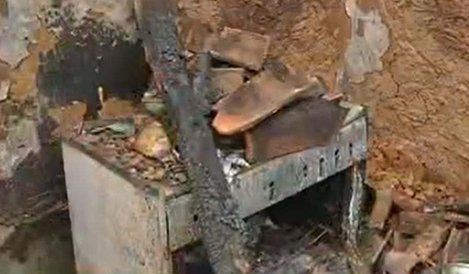 Polícia Civil investiga se incêndio em casa foi provocado por criminosos em Juazeiro do Norte, no Ceará