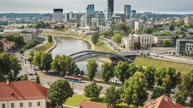 Vilnius, Lituânia (Foto: Thinkstock)