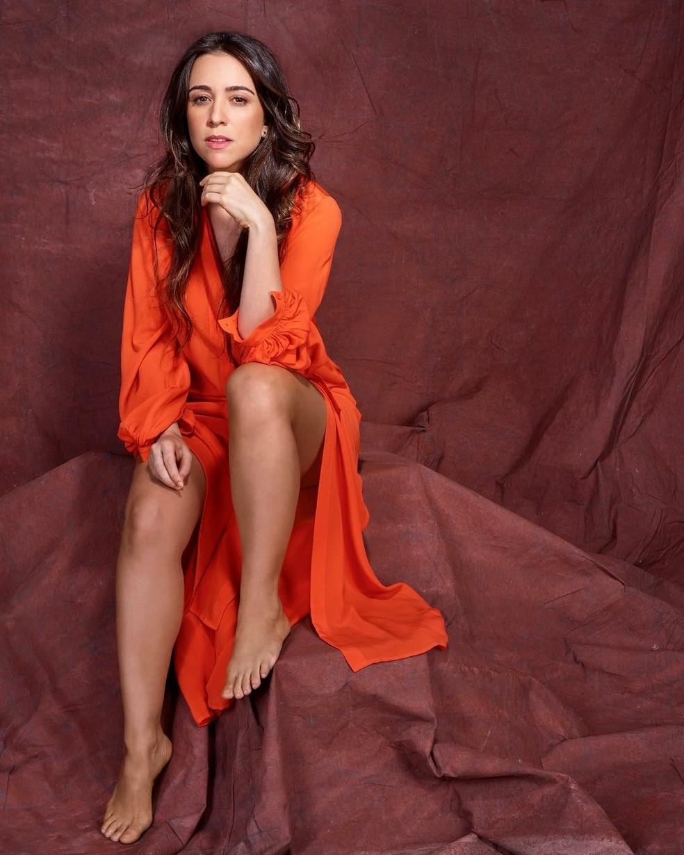 Roberta Sá é a primeira cantora a lançar um disco com músicas inéditas de Gilberto Gil — Foto: Nana Moraes / Divulgação