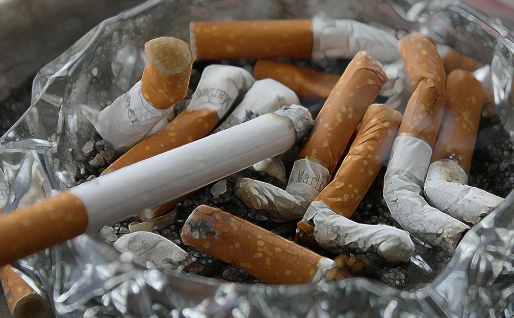 Relatório da OMS divulgado nesta sexta (26) mostra que o Brasil é referência em medidas contra o tabagismo. — Foto: Pixabay