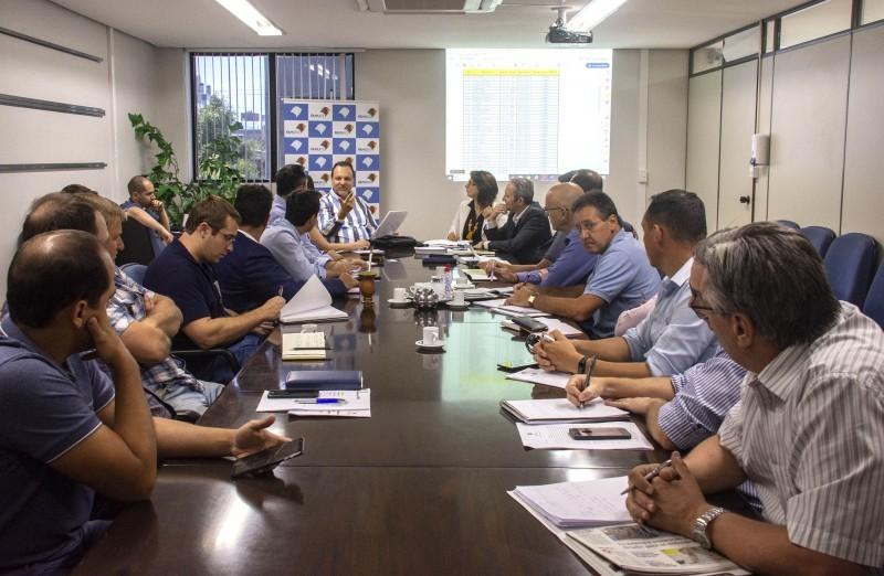 Entidades do agronegócio no RS (Foto: Fernando Dias/Divulgação)