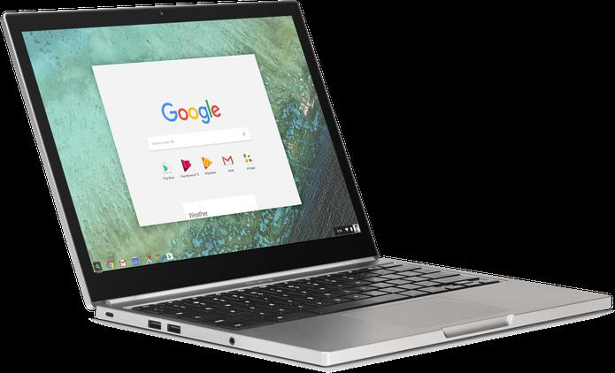 Apps Android chegam a quatro modelos de Chromebook