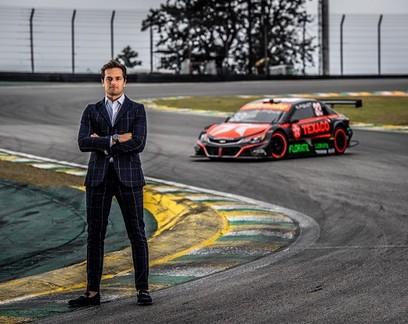 """Nelsinho Piquet acelera lado empreendedor em 2020: """"Não vou correr para sempre"""""""