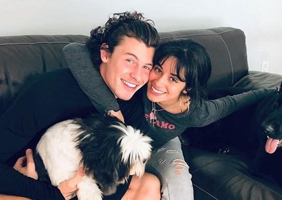 Shawn Mendes e Camila Cabello (Foto: Reprodução / Instagram)