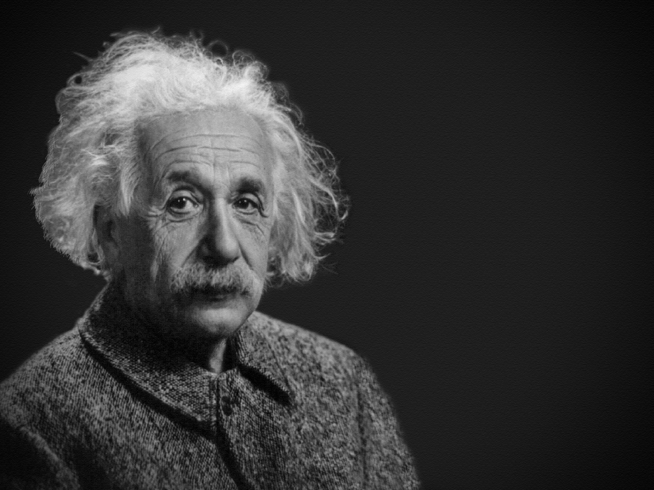 Albert Einstein: carta sobre Deus é leiloada por quase US$ 3 milhões (Foto: Pexels)