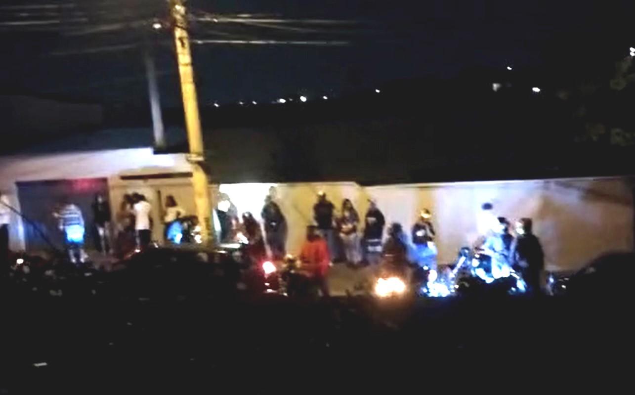Guarda dispersa aglomeração em festa clandestina com cerca de 100 pessoas em Campinas