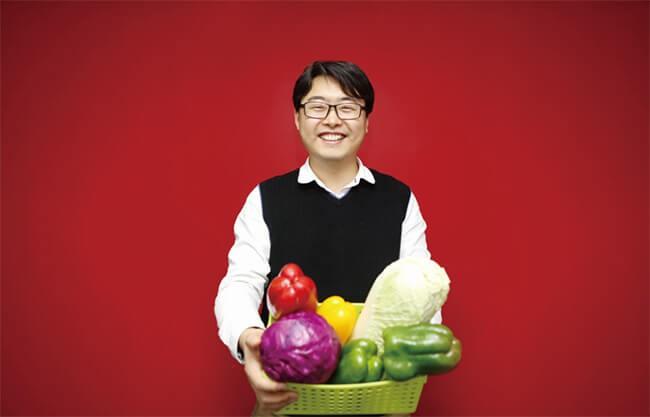 Chuanjun Liu, empreendedor chinês fundador da Meicai (Foto: Divulgação/Meicai)