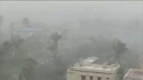Pelo menos 10 pessoas morreram na passagem do ciclone Fani pela Índia