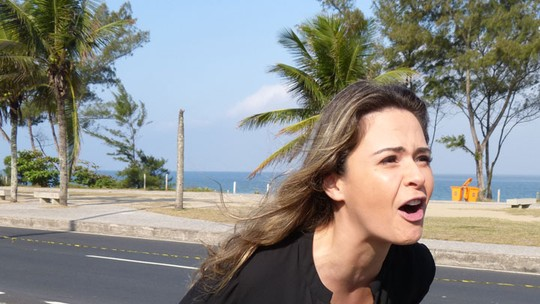 Ana Paula Renault mostra bastidores de 'Haja Coração': 'Não tem nada a ver com 'Big Brother''