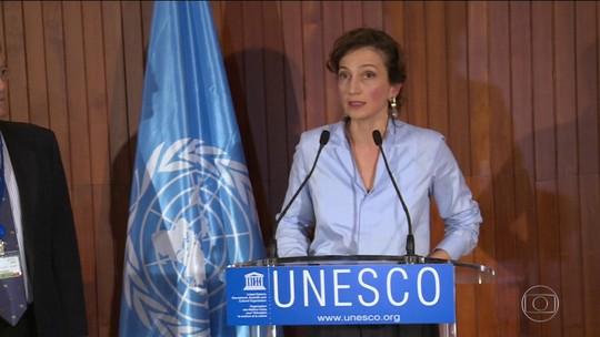 Audrey Azoulay é a nova diretora da Unesco