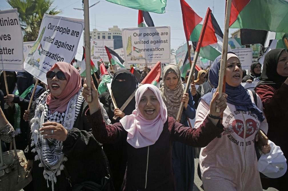 Pela Cisjordânia Hamas e Fatah prometem unidade