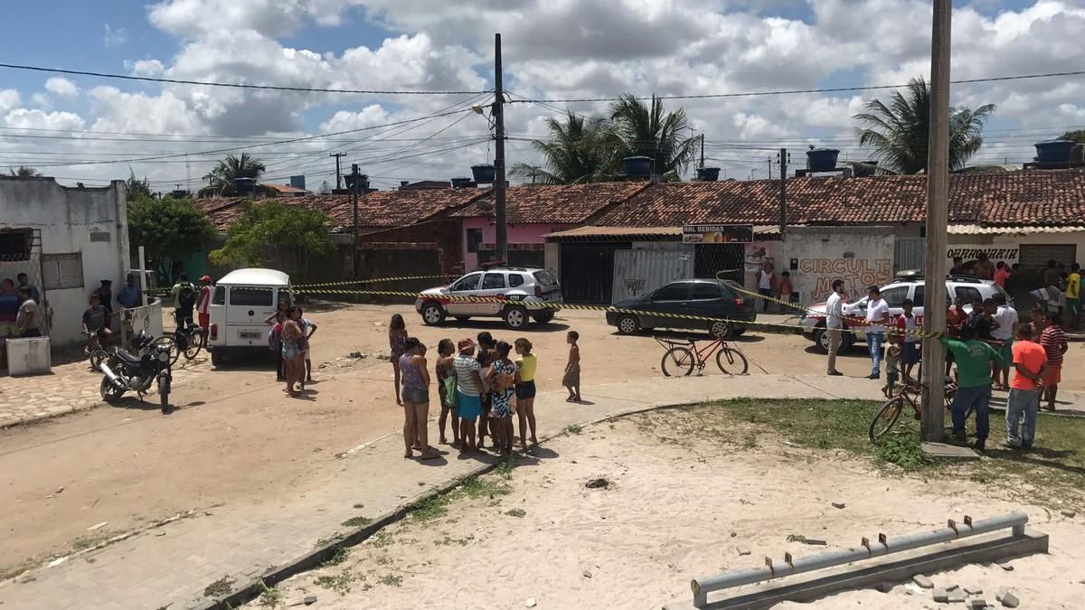 Homem é morto a tiros e pedradas por grupo em João Pessoa