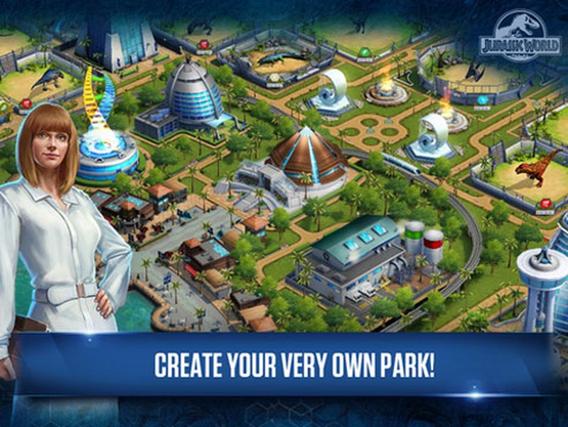 Jurassic World: The Game   Jogos   Download   TechTudo
