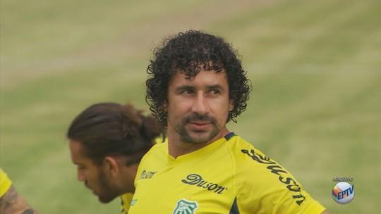 Meia Clébson, de 32 anos, vai disputar 2ª Divisão do Mineiro no Pouso Alegre FC