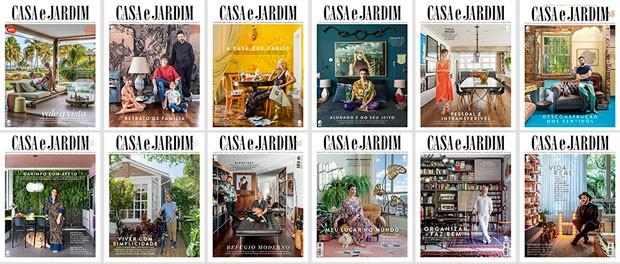 capas-2018-de-casa-e-jardim (Foto: Casa e Jardim)