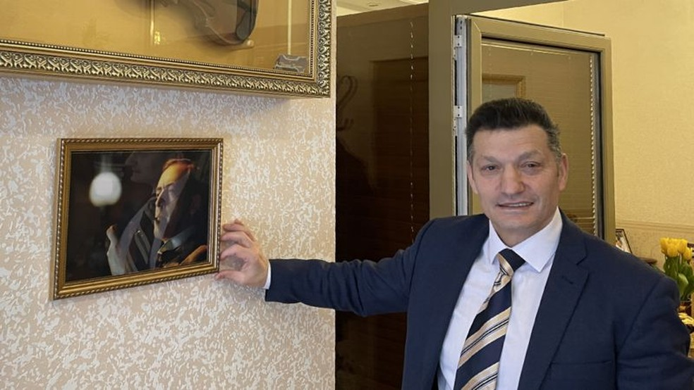 Detetive particular Robert Papinyan — Foto: BBC