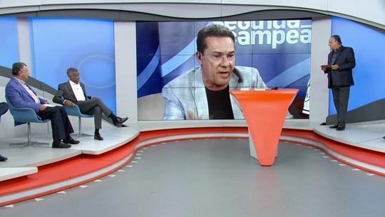 Luxa diz que um dos maiores erros da sua carreira foi não levar Romário a Sydney