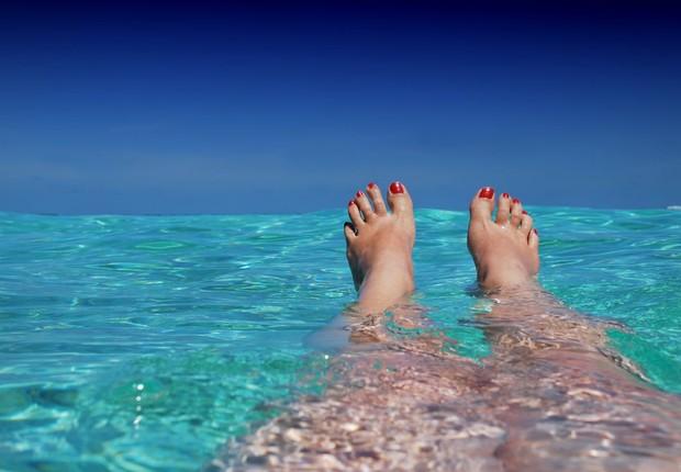 Férias ; Ilhas Maldivas ; turismo ; viagem ; descansar ; desestressar ; relaxar ; esquecer do trabalho ;  (Foto: Pexels)