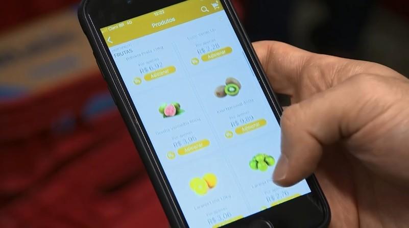 Startup cresce 400% ajudando supermercados a vender online