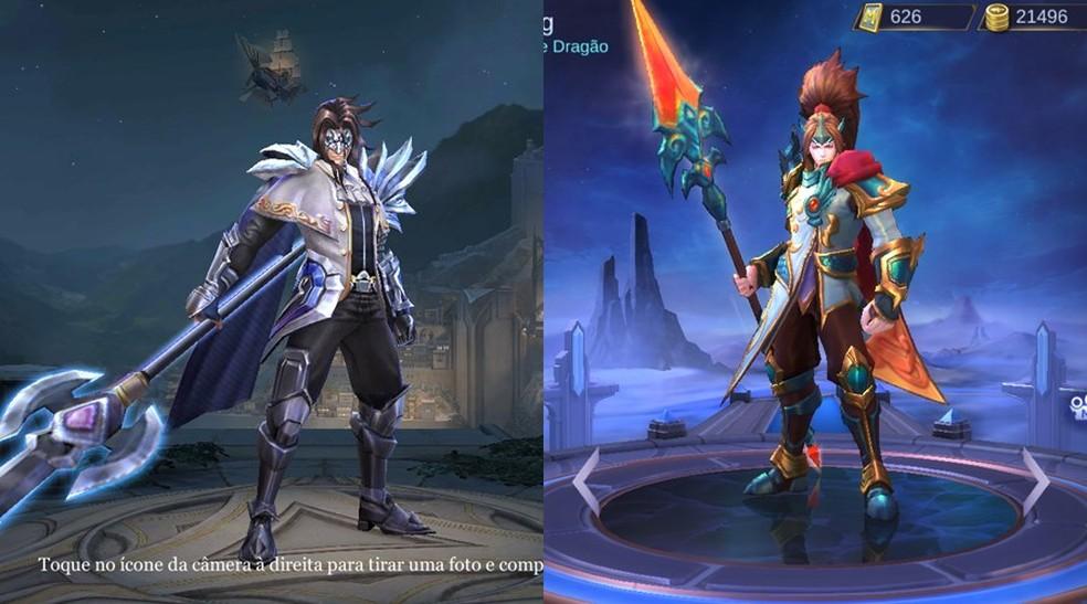 Arena of Valor vs Mobile Legends: comparativo dos MOBAs para