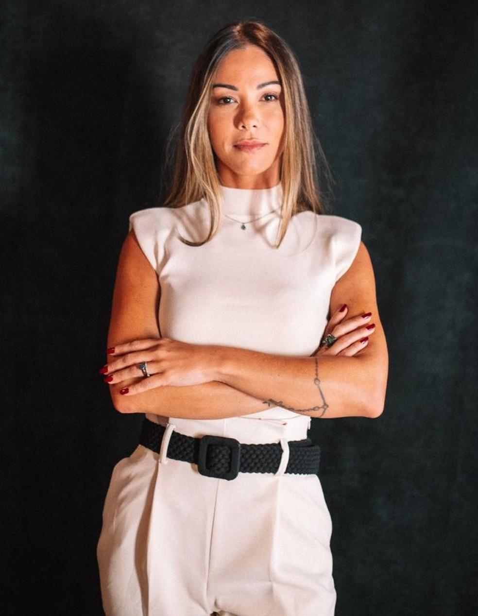 A empresária Kamilla Fialho — Foto: Divulgação