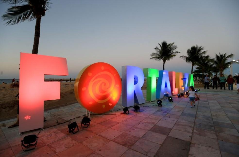 Fotos da praia de iracema fortaleza 11