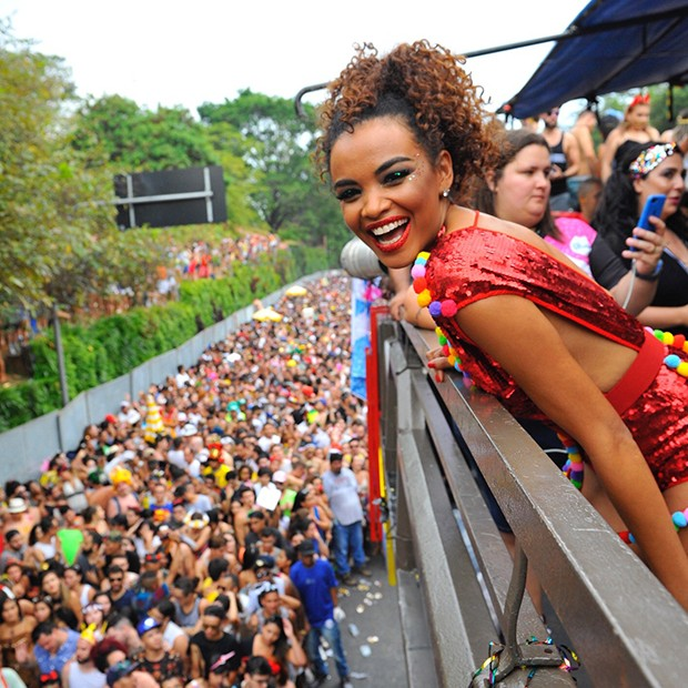 Lucy Ramos (Foto: Samuel Chaves/Brazil News)
