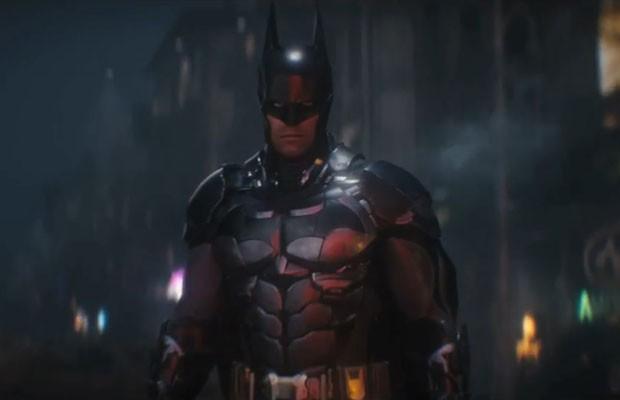 """Cena do game """"Batman: Arkham Knight"""", que será lançado para PlayStation 4, Xbox One e PC. (Foto: Reprodução)"""