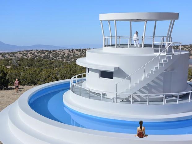 """Arquiteto projeta """"casa do isolamento"""" autossuficiente (Foto: Divulgação)"""