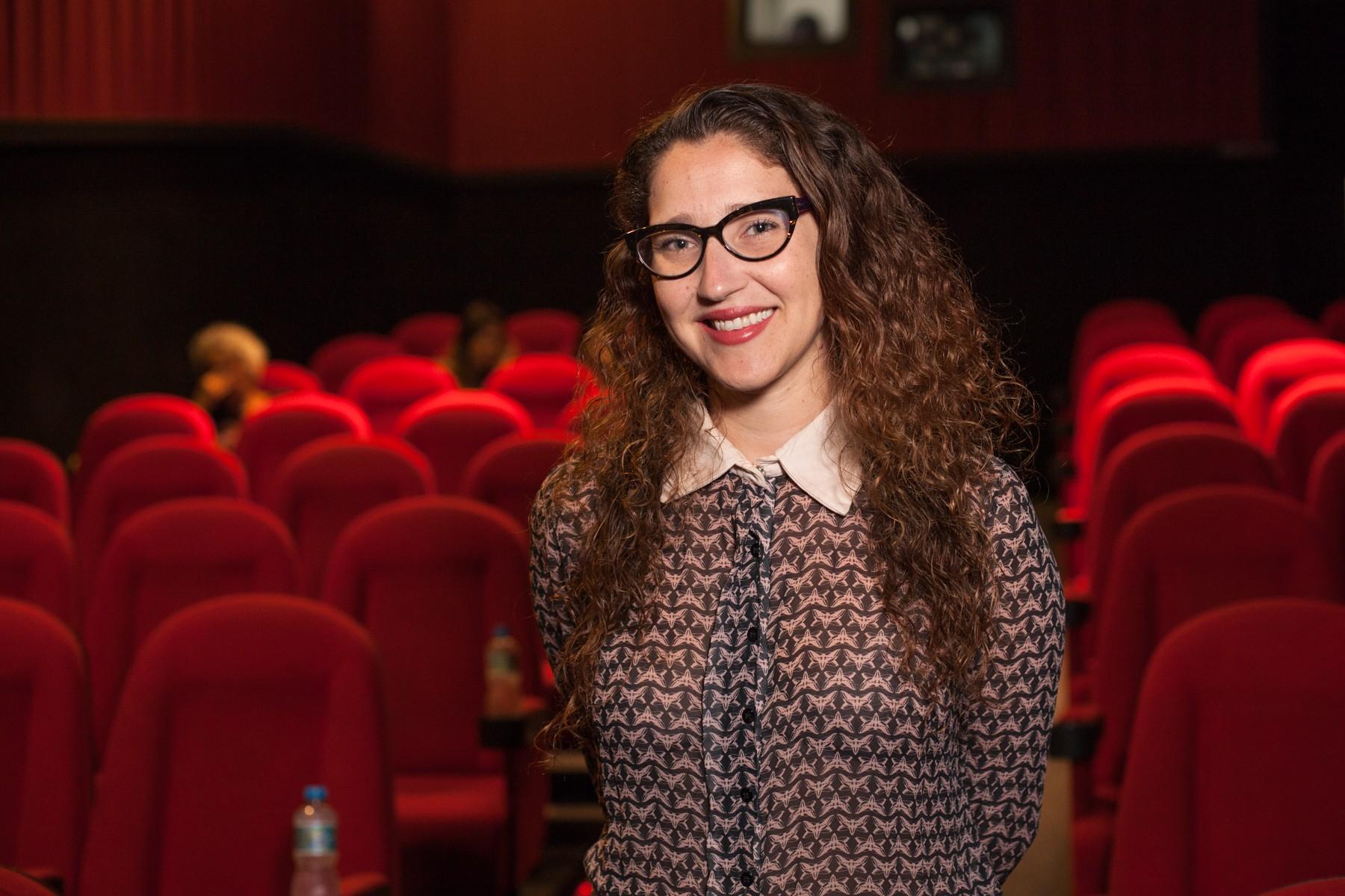 """A também diretora do documentário """"As Mil Mulheres"""", Carol Benjamin (Foto: Divulgação)"""