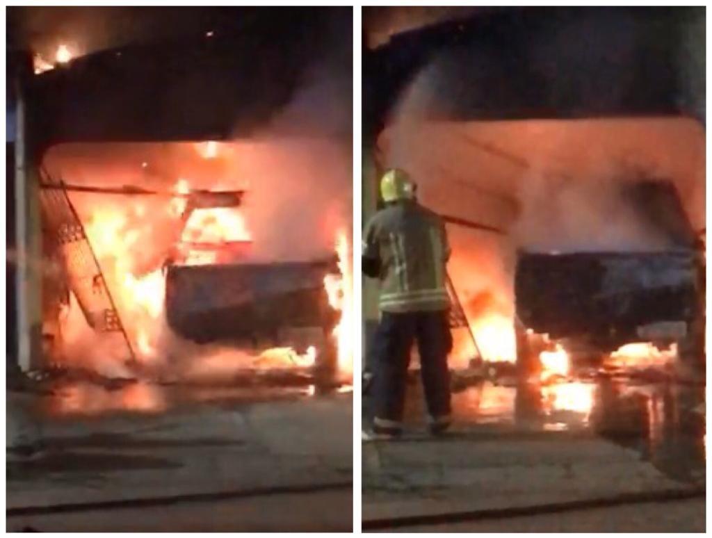 Homem quebra parede, invade casa e incendeia carro enquanto tentava matar ex-mulher em Guajará-Mirim, RO