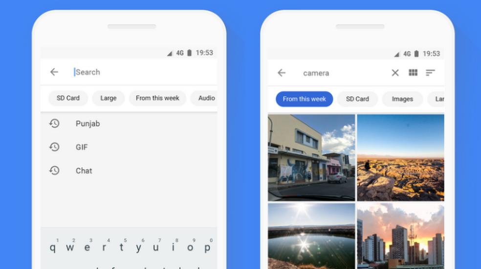 Files Go ganha pesquisa do Google integrada para arquivos; saiba como usar (Foto: Divulgação/Google)
