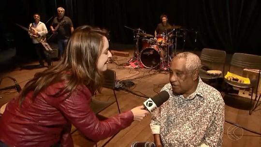 Joãozinho da Percussão completa 80 anos com show no Cine-Theatro Central em Juiz de Fora