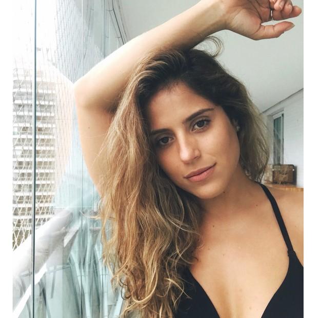 Camilla Camargo em foto no Instagram (Foto: reprodução/instagram)