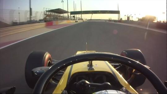 Com Schumacher na cola, Sette Câmara larga em 8º na primeira etapa da F2 de 2019; Ghiotto é pole