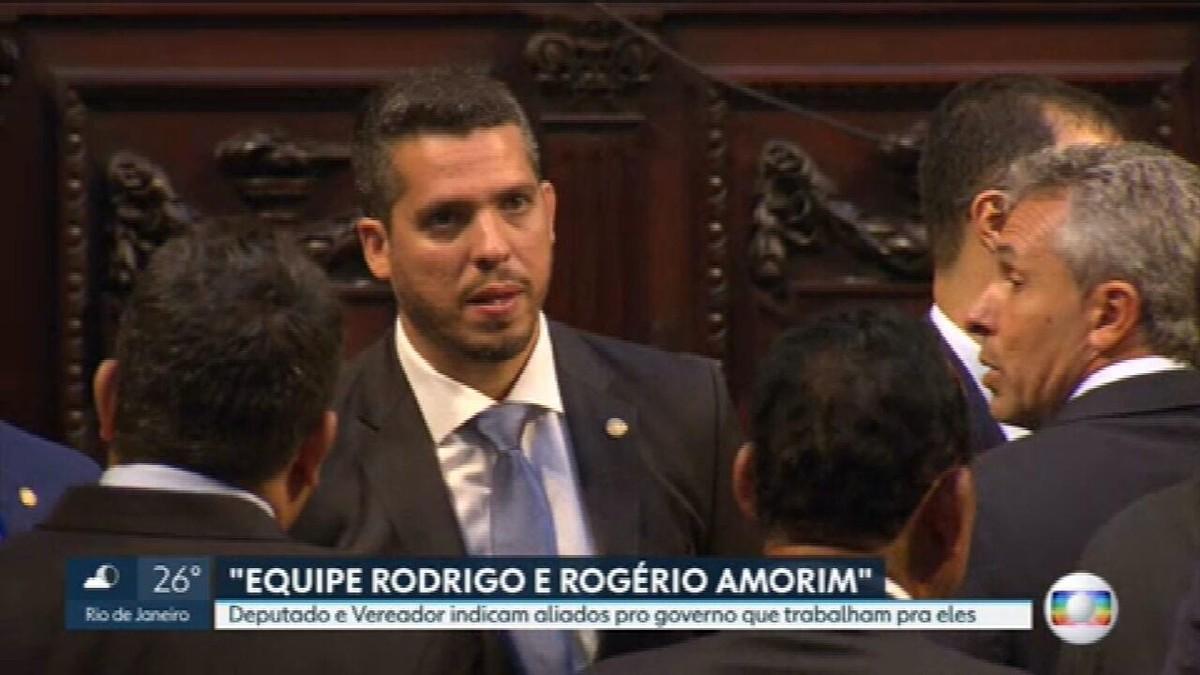 Irmão do chefe de gabinete de Rodrigo Amorim será um dos responsáveis por investigar se funcionários públicos atuavam a serviço do deputado