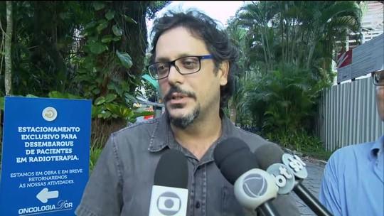 'Que vida maravilhosa foi essa!', diz Lúcio Mauro Filho após a morte do pai