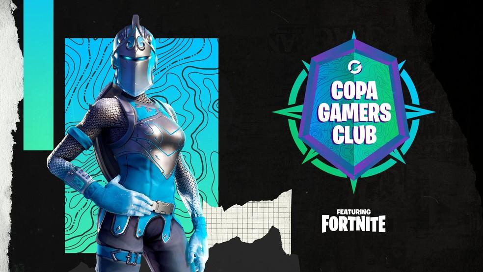 Copa Gamers Club de Fortnite começa no dia 22 de outubro — Foto: Divulgação/Gamers Club