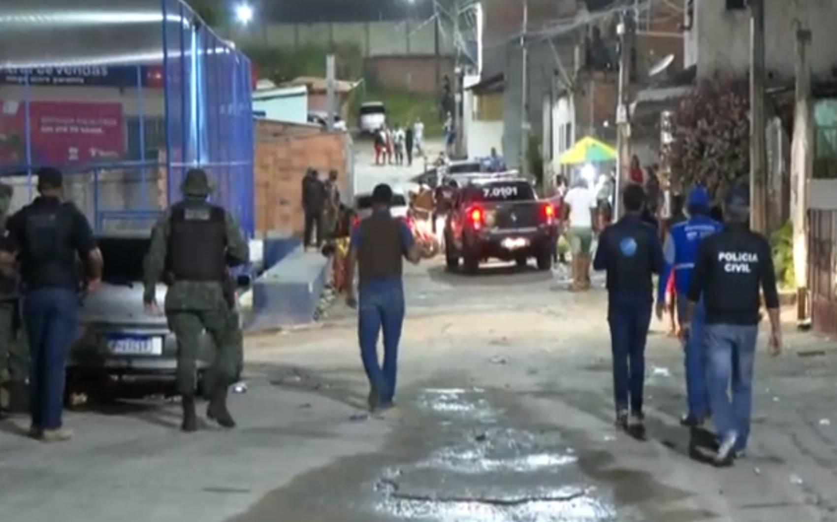 Operação encerra festas e apreende 30 equipamentos de som em Salvador no fim de semana